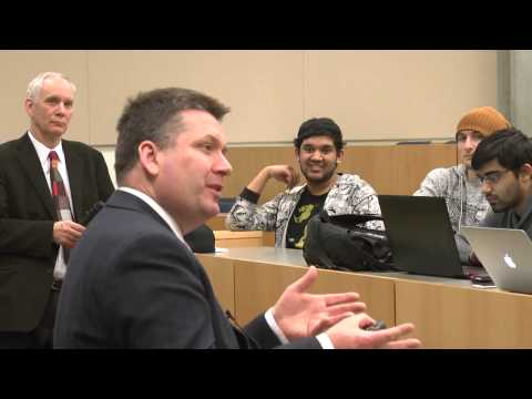 Jonathan White Flipped Classroom Session on the Technological Singularity Winter 2015