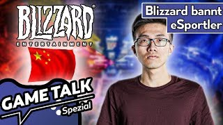 Game Talk Spezial | Blizzards Hongkong-Skandal
