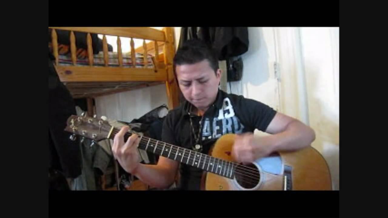 Mas que tu amigo Marco Antonio Solis Cover - YouTube