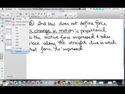 4 reasons to write a = F/m vs. F = ma