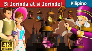 Si Jorinda at si Jorindel | Kwentong Pambata | Mga Kwentong Pambata | 4K UHD | Filipino Fairy Tales