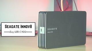 Seagate Innov8 Sexy USB-C HDD