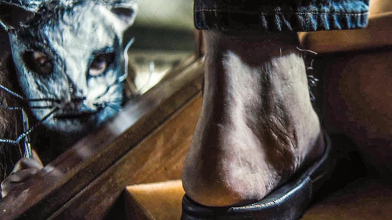 Knife Attack Scene Pet Sematary 2019 Movie Clip Youtube