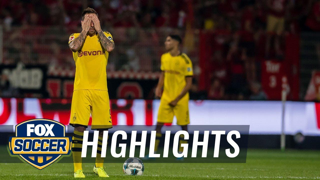 1. FC Union Berlin vs. Borussia Dortmund | 2019 Bundesliga Highlights