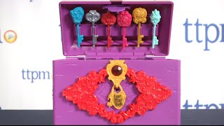 Ever After High Spellbinding Secret Chest from Mattel
