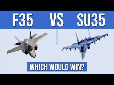 American F35 vs