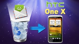 [HTC One X SMS Recovery]: How to Recover Deleted SMS Text Messages from HTC One X