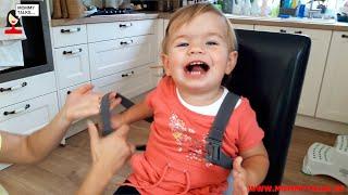 Bewertung Video über den Pop-Up Booster Sitzerhöhung von bombol