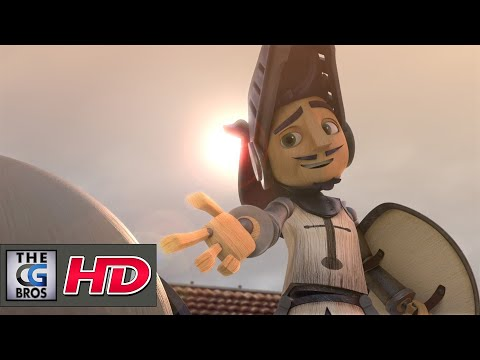 "CGI 3D Animated Short: ""Illegal Move""  - by Sana Srinivasan & Kyle Lopez"