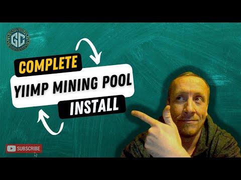 Yiimp Single Crypto Mining Pool Install - 2020 Tutorial With Clean Ubuntu 16.04 Or 18.04 OS