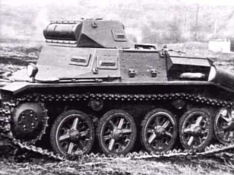 German War Files - Panzer I & II Germany's WW2 Light Tanks