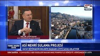 Yerel Seçim 2019 - 21 Ocak 2019 (Hatay Büyükşehir Belediye Başkanı Doç. Dr. Lütfü Savaş)
