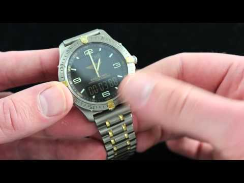 Breitling Aerospace Generation II Luxury Watch Review