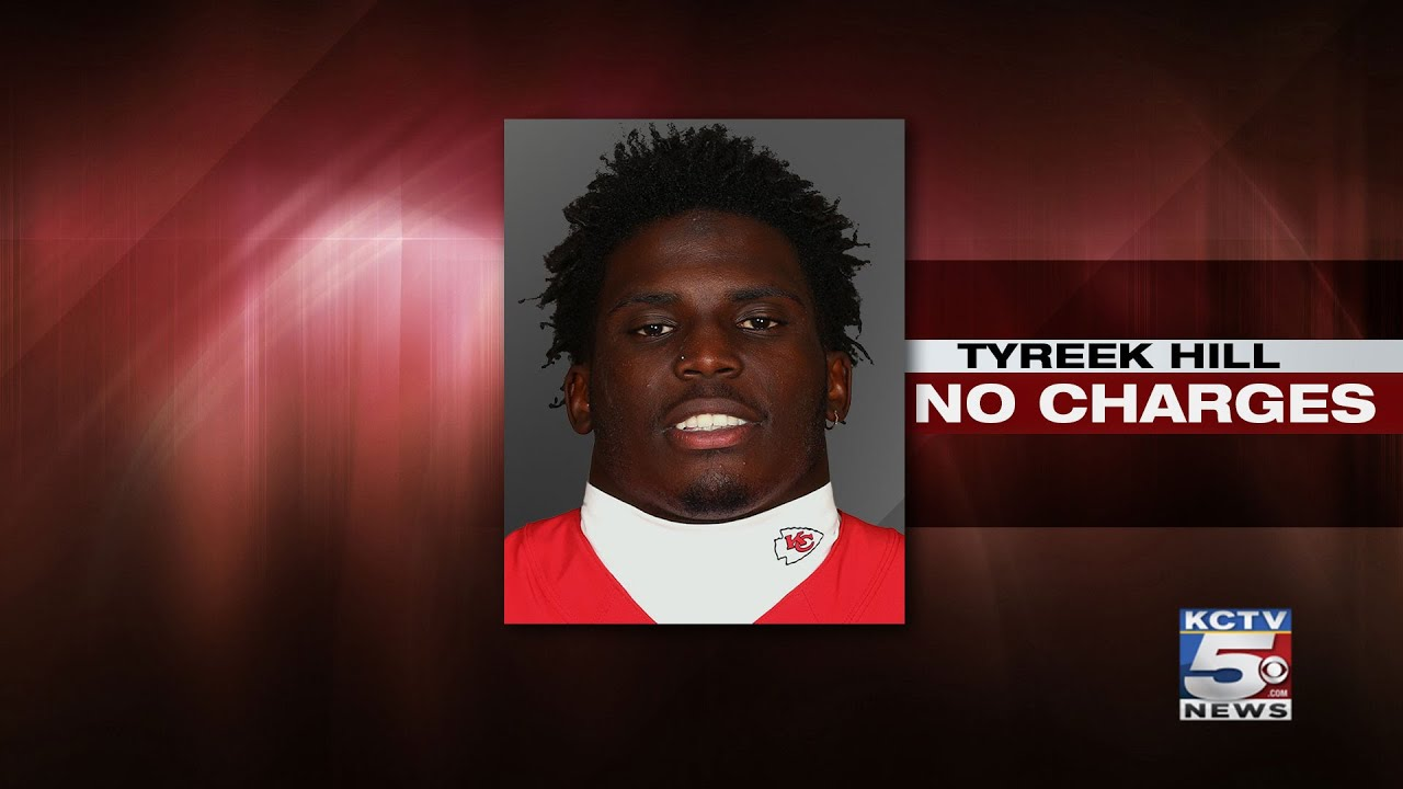 NFL Declines to Suspend Tyreek Hill After Domestic Violence Investigation