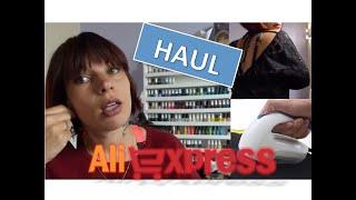 Haul Aliexpress 47