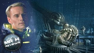 Alien Covenant - Does David become the Space Jockey in Alien
