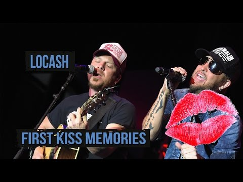LoCash's Chris Lucas Talks About His Nauseating First Kiss