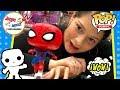 Abriendo Funko Pop Spider-Man: Into the Spider-Verse ★ juegos juguetes y coleccionables ★