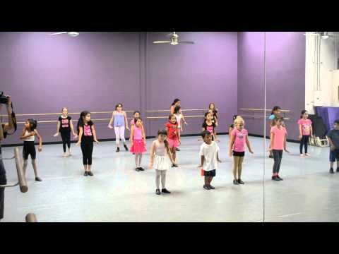 2015 Dance & Company Musical Theatre Choreography - Mirrored View