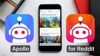 Apollo Reddit App Trailer