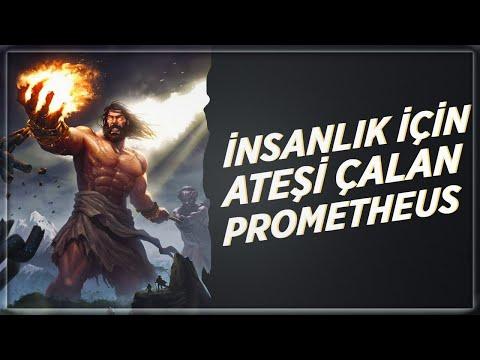ATEŞİ ÇALAN PROMETHEUS | Zeus Nasıl Öldü? w/Nebuch