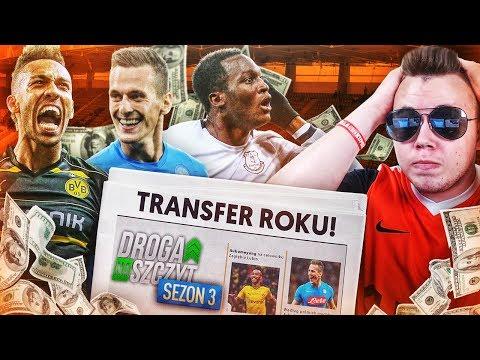NAJWIĘKSZY TRANSFER W HISTORII KARIERY! - DNS #26 | FIFA 17