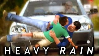 THE SADDEST MOMENT IN VIDEO GAME HISTORY - Heavy Rain PS4 Remastered Gameplay - #1