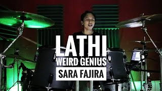 Cover images LATHI (ꦭꦛ) - Weird Genius (feat. Sara Fajira) (Drum cover) by fahsa