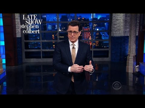 Thumbnail: The 2017-2018 Storm Cycle Will Include A 'Winter Storm Colbert'