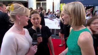 Sarah Lancashire & Nicola Walker - BAFTA Television Awards Red Carpet in 2014