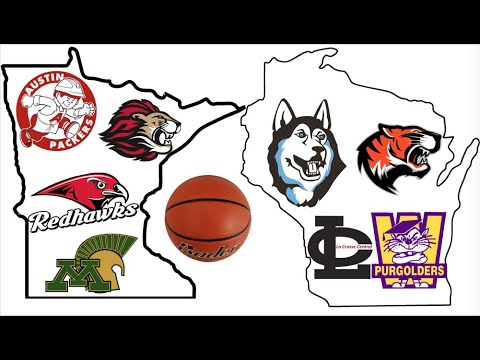 2020 Wisconsin Vs Minnesota Border Battle High School Basketball