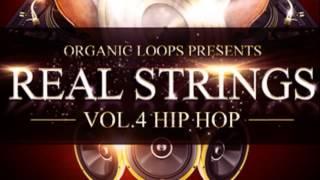 Real Strings Hip Hop Samples Vol 4 - From Organic Loops