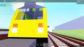 Roblox Trains demonstration