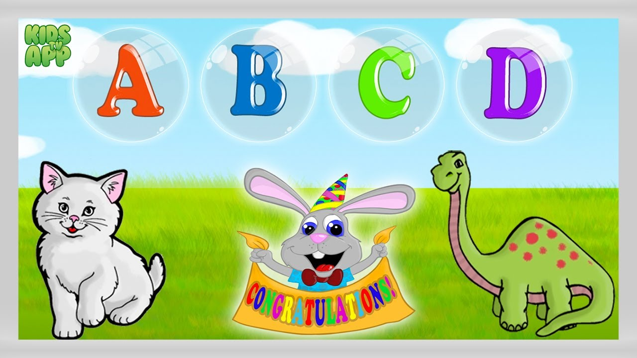 Learn the ABC letters - Memory Game - Preschool ABC Activities ...