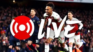 Arsenal 2 - 0 Manchester United | Arsenal Nation Live Analysis