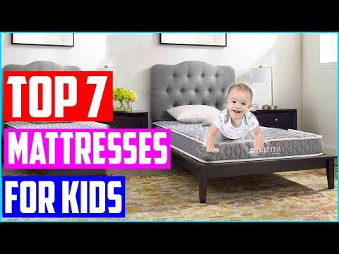 Best Mattresses For Kids 2020 Top 7 Kids Mattresses Review.