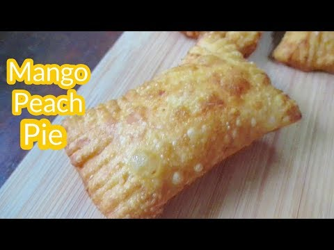 Mango Peach Pie Recipe