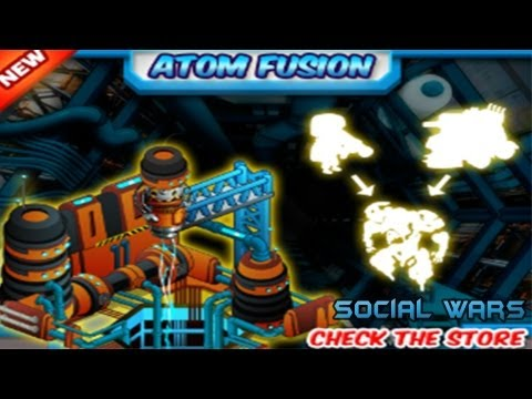 Social Wars - Atom Fusion