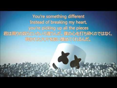 洋楽 和訳 Marshmello - Ritual feat. Wrabel