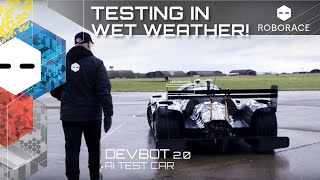 Driving autonomously in stormy weather thumbnail
