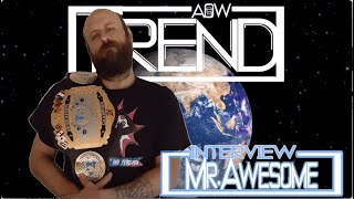 "AOW: Trend Interview: ""Mr.Awesome"""