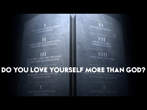 False Gods: Mysteries of the 10 Commandments Explained - Swedenborg and Life