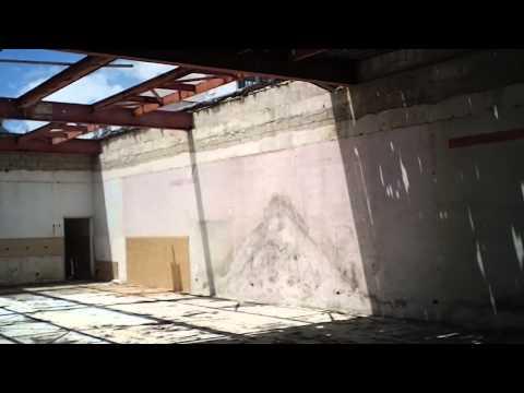 Abandoned Building Nassau Bahamas