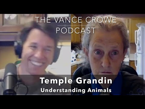 Temple Grandin On Herd Immunity, The Autistic Mind & Fragile Supply Chains | Vance Crowe Podcast