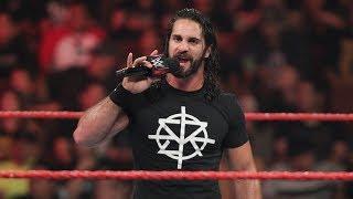 WWE 2K18 - Seth Rollins 2018 Updated Moveset (PS4/Xbox One/PC) (Обновленный мувсет Сета в WWE 2K18)