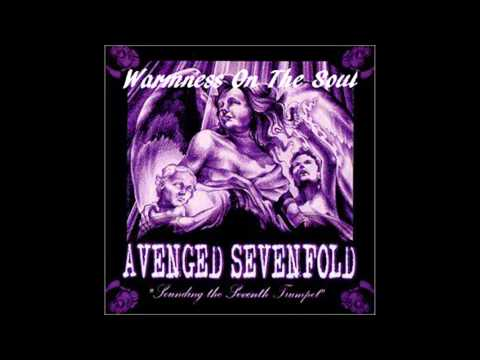 Avenged Sevenfold - Warmness On The Soul Instrumental (Cover)
