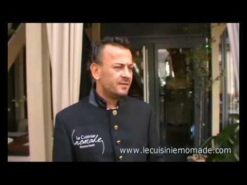 Thomas Morin Le Cuisinier Nomade chef privé private chef