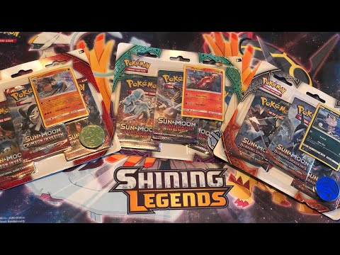 OPENING 3, 3 PACK BLISTERS!!