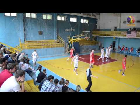 Lotul Național al Moldovei vs Athletes in Action (01/06/2013) [HD]