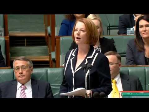 Remember what the Prime Minister said about Nauru?